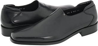 Donald J Pliner Rex (Black Nappa Stretch) Men's Shoes