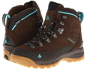 Vasque Snowblime UltraDrytm (Turkish Coffee/Scuba Blue) Women's Cold Weather Boots