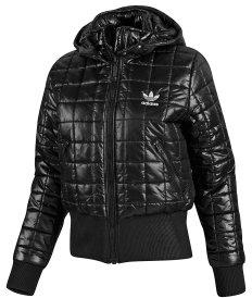 adidas Sleek Hooded Winter Jacket