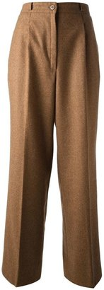 Gucci Vintage tailored wide leg trouser