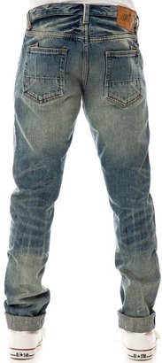 PRPS Goods & Co The Fury Denim in 5 Year Wash