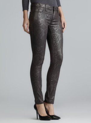 Blank NYC The Spray On Super Skinny Lace Printed Pants
