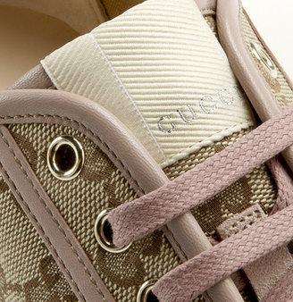 Gucci california original GG canvas low-top sneaker