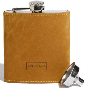 Mulholland 'Captive Top' Flask