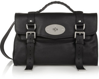 Mulberry The Alexa Leather Satchel - Black