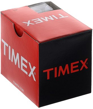 Timex Elevated Classics Black Dial, Tan Leather Strap Watch