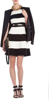 BCBGMAXAZRIA Lylah Striped Dress