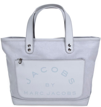 Marc Jacobs SPECIAL Laminated Twill Jacobs Tote - Small