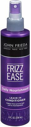 John Frieda Frizz-Ease Daily Nourishment Leave-in Conditioner
