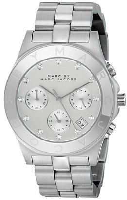 Marc by Marc Jacobs MBM3100 - Blade Chronograph