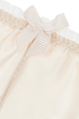 Mimi Holliday Bisou Frost lace briefs