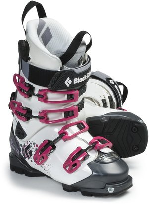 Black Diamond Equipment Shiva AT Ski Boots - Dynafit Compatible (For Women)