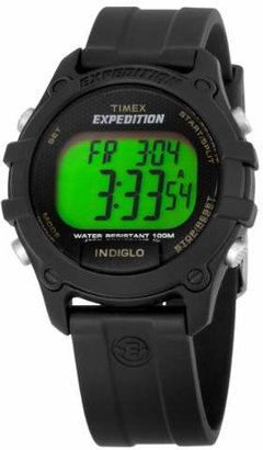 228d849bc Timex Men's T49750 Expedition Rugged Digital Chrono All Resin Strap Watch