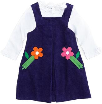 Florence Eiseman Flower-Detailed Shirt, White