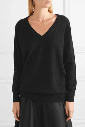 Equipment Asher Oversized Cashmere Sweater - Black