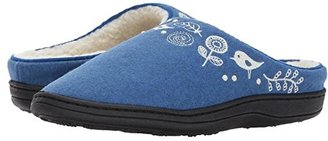 Acorn Talara Mule (Heathered Blue) Women's Slippers