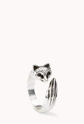 Forever 21 Fox Ring