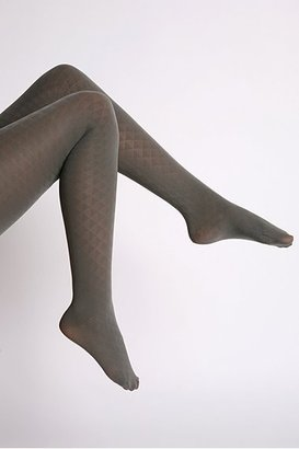 Urban Outfitters Geo Full Foot Tights