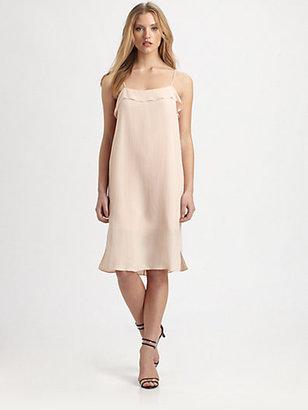 Tibi Ruffled Dress
