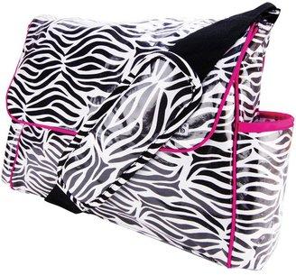Trend Lab Zahara Messenger Diaper Bag
