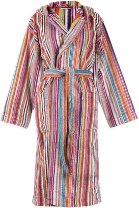 Missoni Home Jazz Hooded Bathrobe