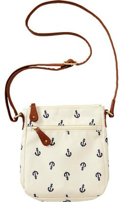 Old Navy Women's Zip-Pocket Crossbodies