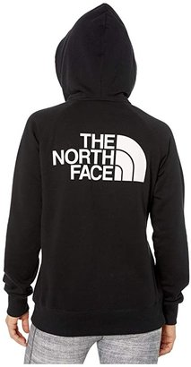 The North Face Half Dome Full-Zip Hoodie (TNF Black) Women's Sweatshirt