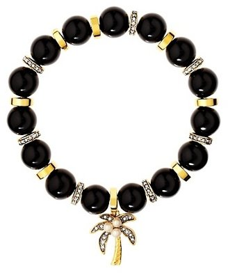 Juicy Couture Stretch Beaded Bracelet