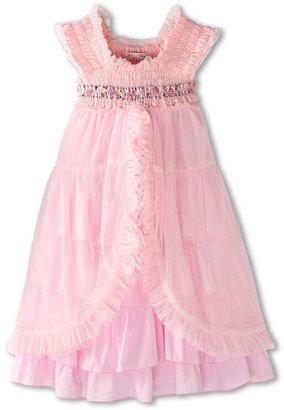 Luna Luna Copenhagen Clara Dress (Toddler) (Petal) - Apparel