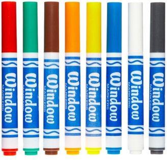 Crayola 8 Ct. Washable Window Markers