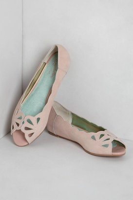 Mariposa Scalloped Peep-Toes