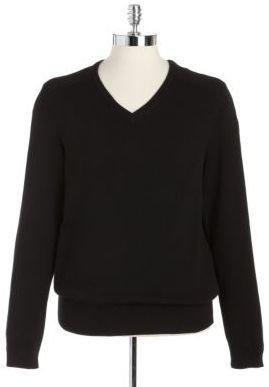 Calvin Klein V-Neck Pullover Sweater