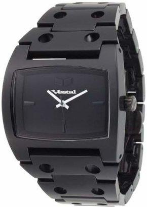 Vestal Men's DESP023 Destroyer Plastic Blackout Watch