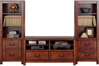 Rooms To Go Hobart 3 Pc Wall Unit