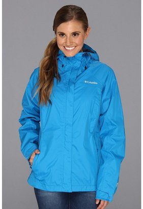 Columbia Arcadia Rain Jacket (Dark Compass) - Apparel