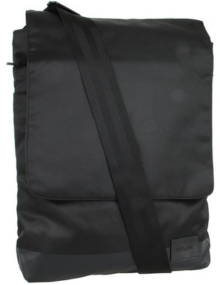 Nixon Crux Messenger (Black Nylon) - Bags and Luggage