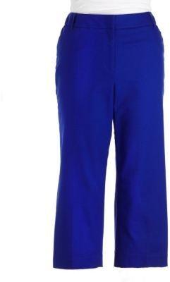 Rafaella WOMENS Plus Curvy-Fit Capri Pants
