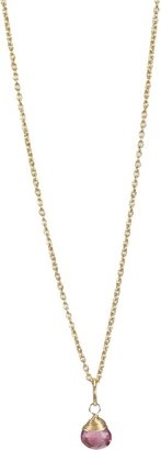Sonya Renee Jewelry Tourmaline Briolette Pendant Necklace Sale up to 60% off at Barneyswarehouse.com