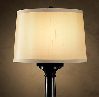 Restoration Hardware Drum Silk Shade