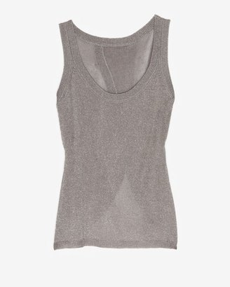 Aiko Exclusive Crossback Metallic Tank