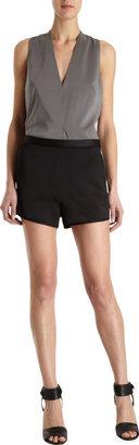 Alexander Wang Piped Shorts