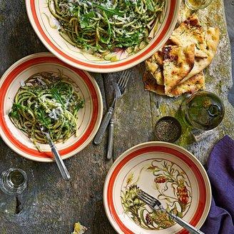 Williams-Sonoma Wheat Individual Pasta Bowls, Set of 4