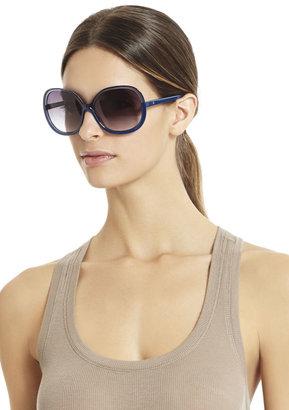 Cat Eye Round Cat-Eye Sunglasses