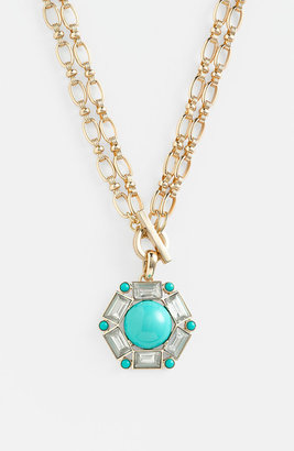Anne Klein 'Sorbet' Convertible Pendant Necklace