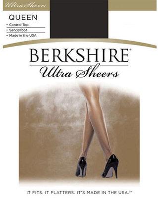 Berkshire Plus Queen Ultra Sheer Control Top Pantyhose