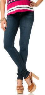 A Pea in the Pod SOLD Design Lab Secret Fit Belly® 5 Pocket Slim Leg Maternity Jeans