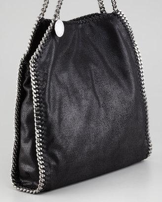Stella McCartney Baby Bella Faux Leather Tote Bag, Black