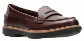 Clarks Collection By Raisie Eletta Penny Loafers