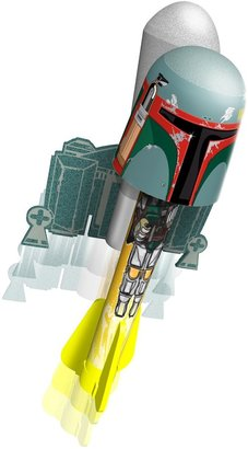 Star Wars Science SWS Boba Fett Launch Lab