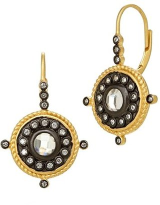 Women's Freida Rothman Drop Earrings $140 thestylecure.com